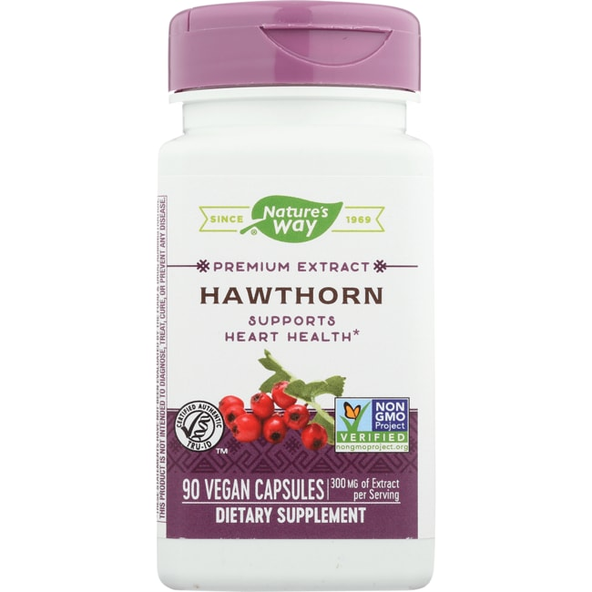 Nature's WayStandardized Hawthorn Extract