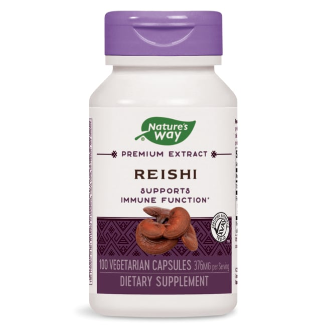 Nature's WayStandardized Reishi Mushroom Extract