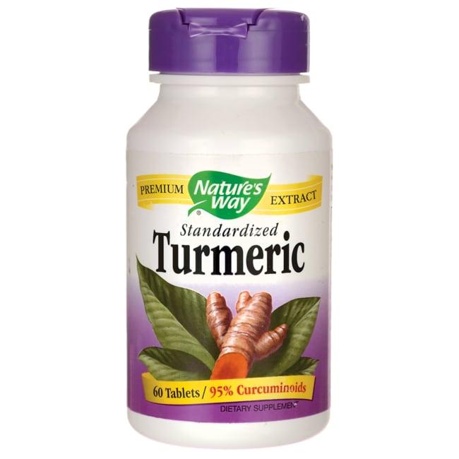 Nature's Way Standardized Turmeric Extract