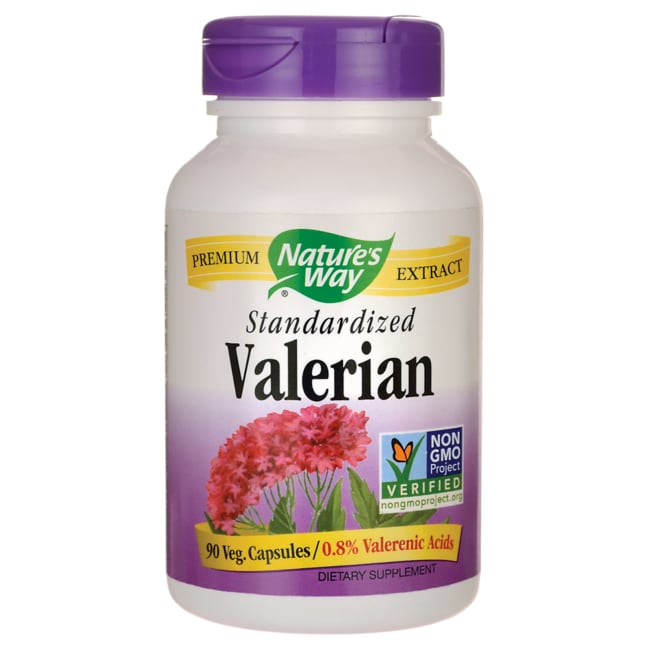 Nature's Way Standardized Valerian Extract