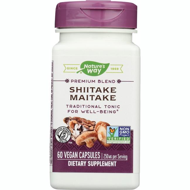 Nature's WayShiitake & Maitake Standardized