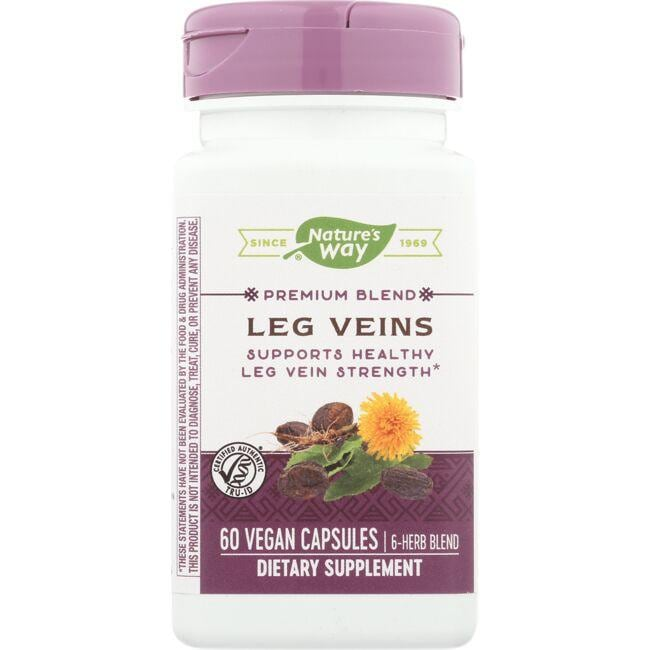 natures way leg veins