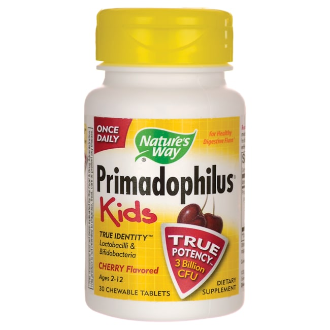 Nature's Way Primadophilus for Kids Cherry