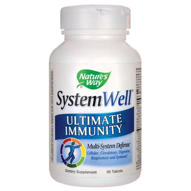 Nature's WaySystemWell Ultimate Immunity