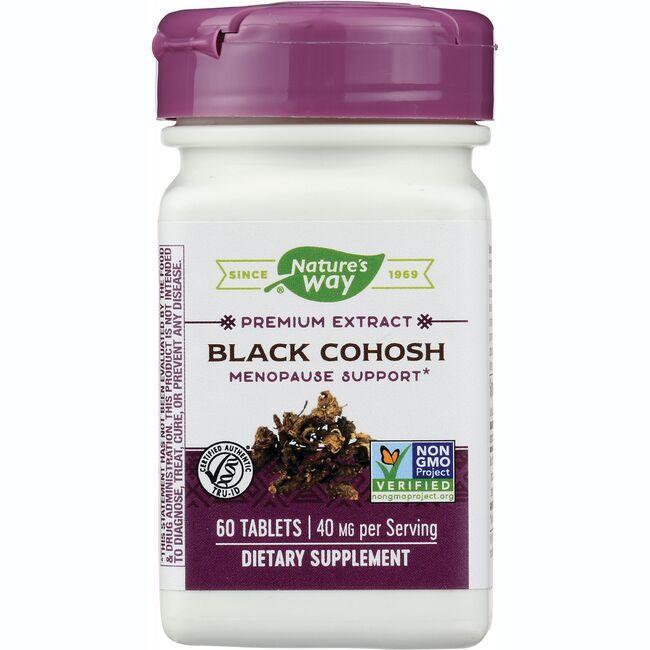 Nature's WayStandardized Black Cohosh