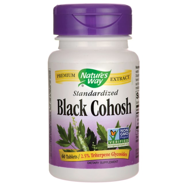 Nature's WayBlack Cohosh Standardized Extract