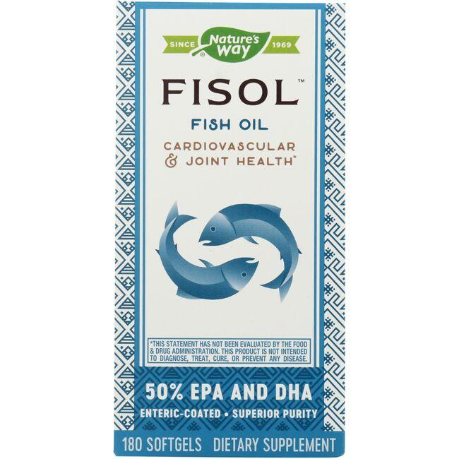 Nature's WayFisol Fish Oil
