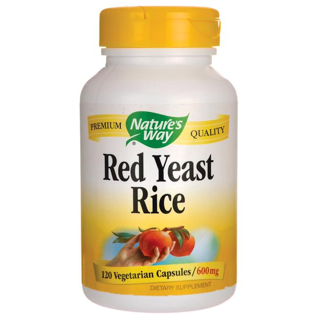Nature's WayRed Yeast Rice