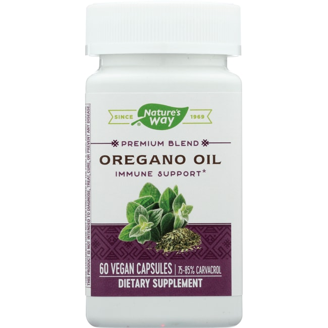 Nature's WayStandardized Oregano Oil