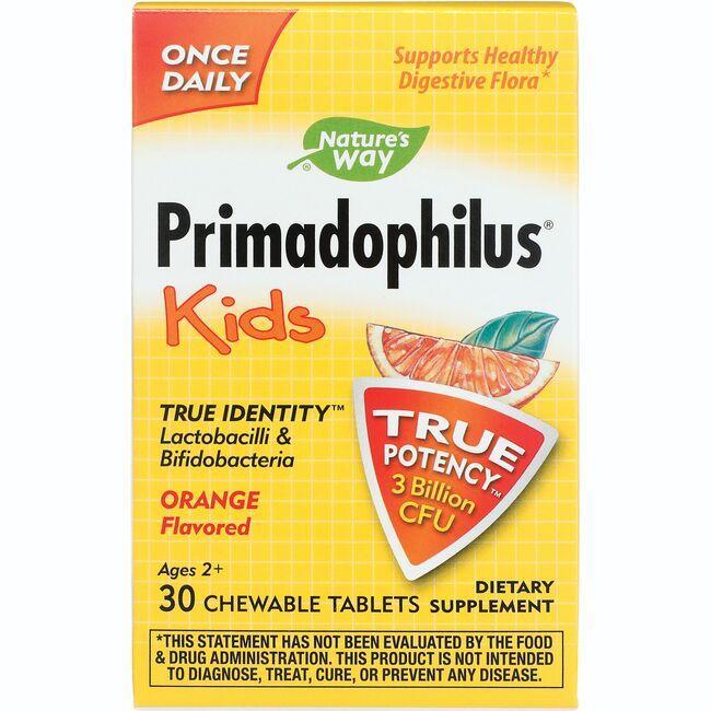 Nature's WayPrimadophilus for Kids Orange
