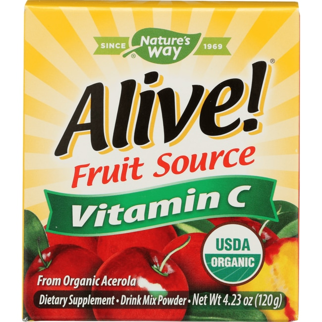Nature's Way Alive Vitamin C