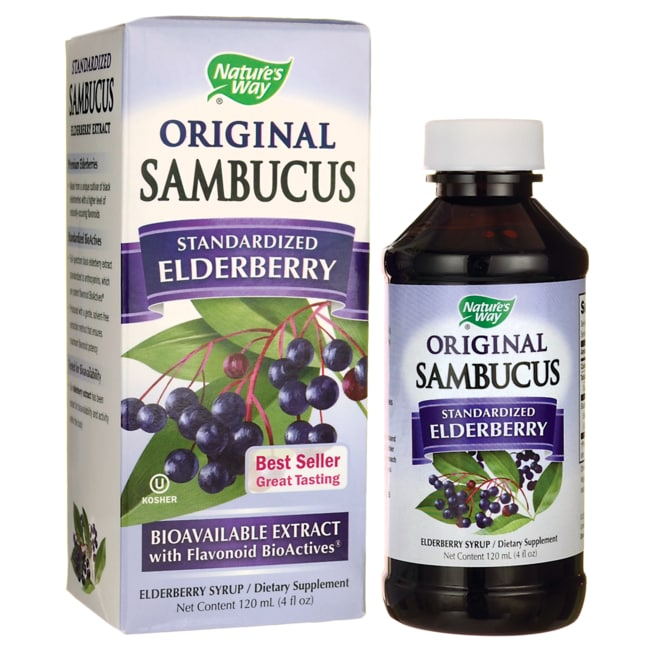 Nature's WaySambucus Original Syrup