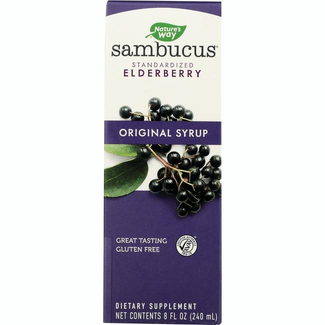 Nature's Way Sambucus Original Syrup