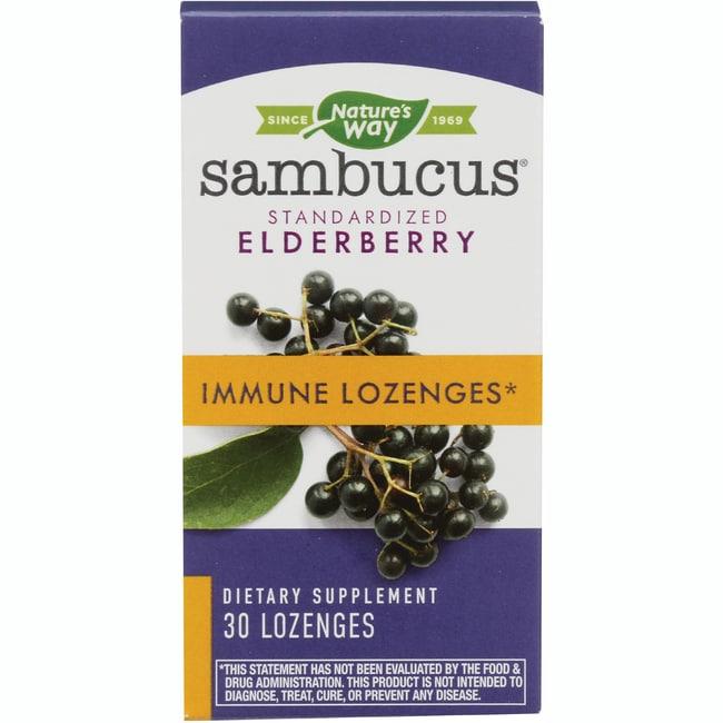 Nature's WaySambucus Immune Lozenges
