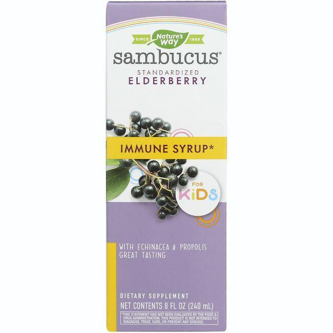 Nature's WaySambucus for Kids