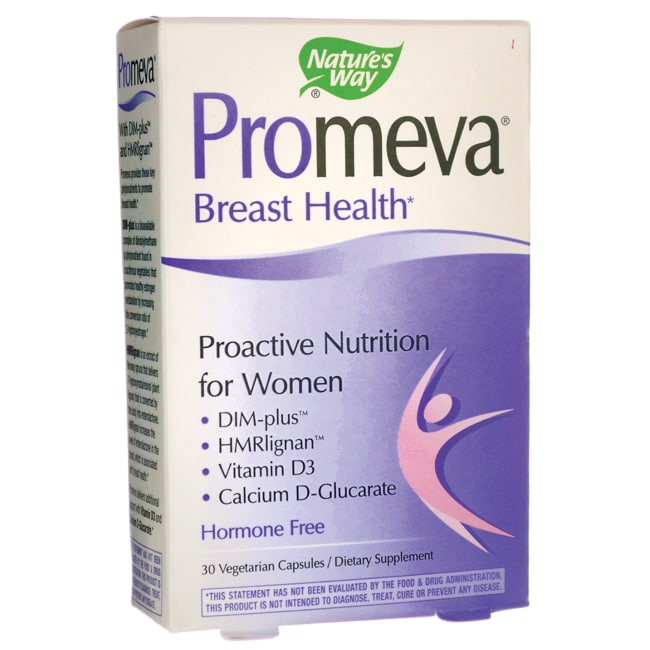 Nature's Way Promeva Breast Health Protection