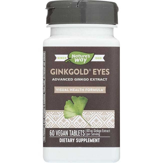 Nature's Way Ginkgold Eyes