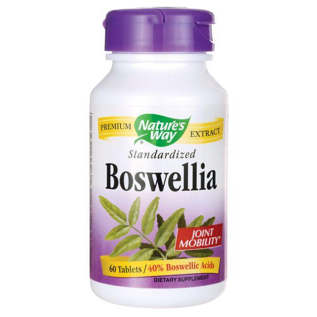 Nature's Way Standardized Boswellia