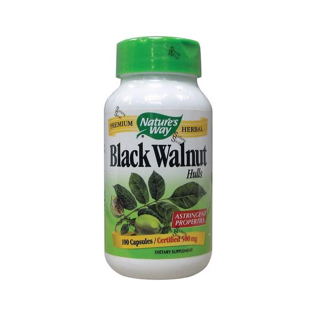 Nature's Way Black Walnut Hulls