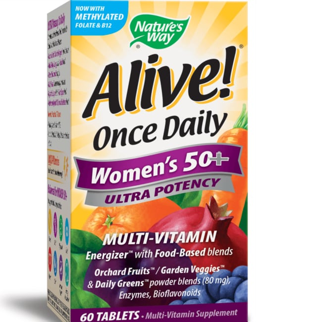 Nature's WayAlive! Once Daily Women's 50+ Ultra Potency