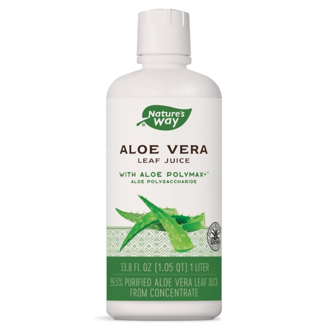 Nature's WayAloe Vera Whole Leaf Juice