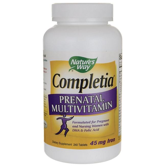 Nature's Way Completia Prenatal Multivitamin