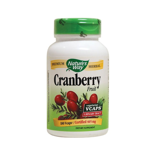 Nature's WayCranberry Fruit