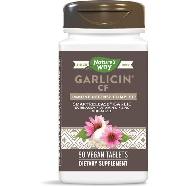 Nature's WayGarlicin Odor-Free Garlic