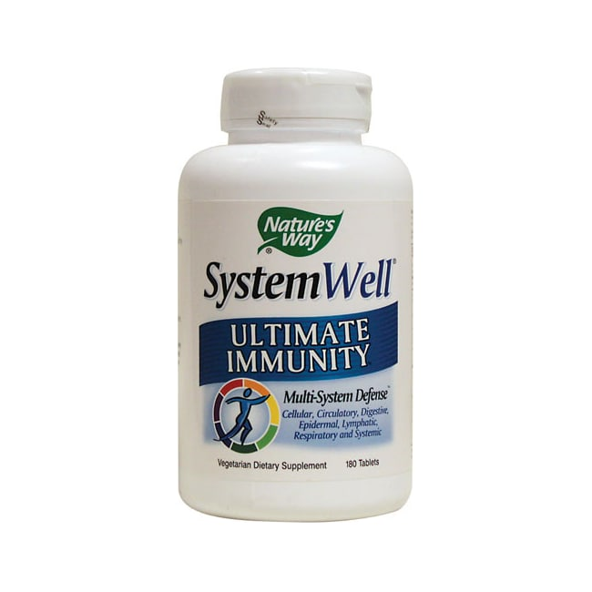 Nature's Way SystemWell Ultimate Immunity