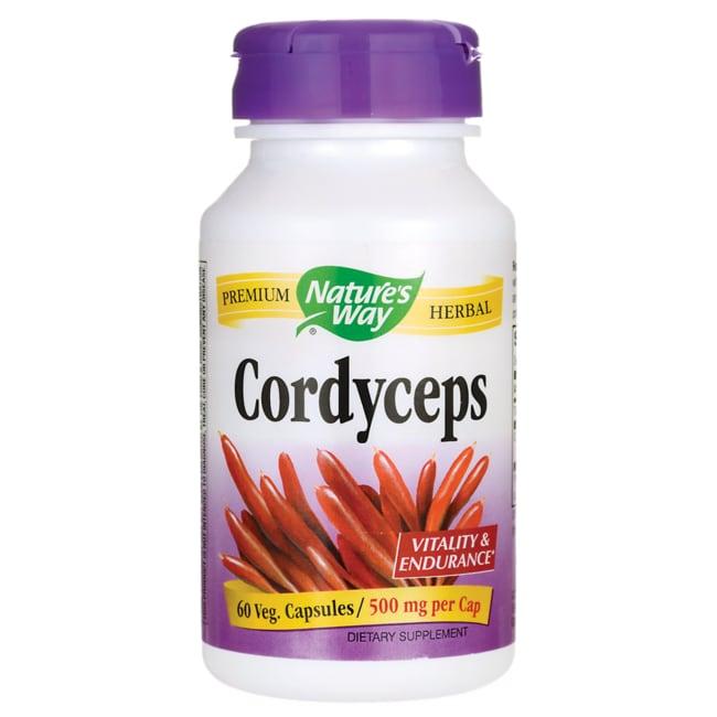 Nature's Way Cordyceps Standardized