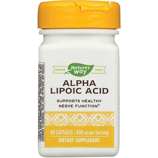 Nature's WayAlpha Lipoic Acid Plus Rosemary