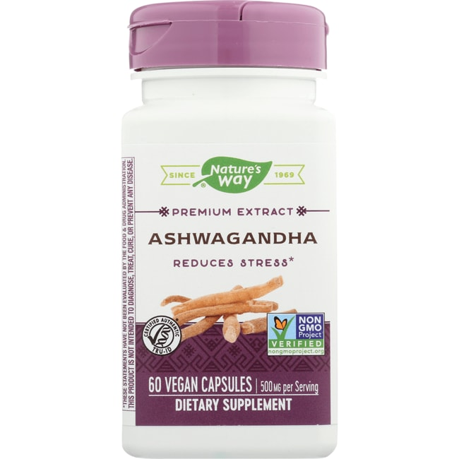 Nature's WayAshwagandha Standardized