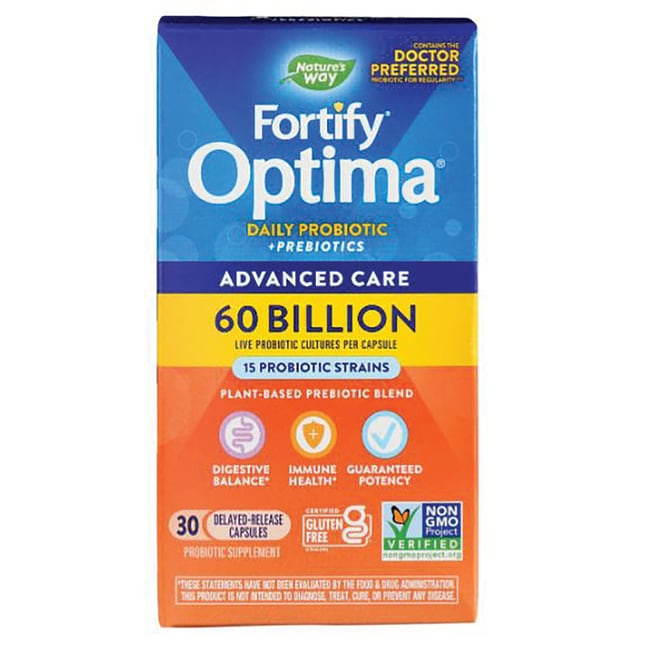Nature's Way Primadophilus Optima High Potency