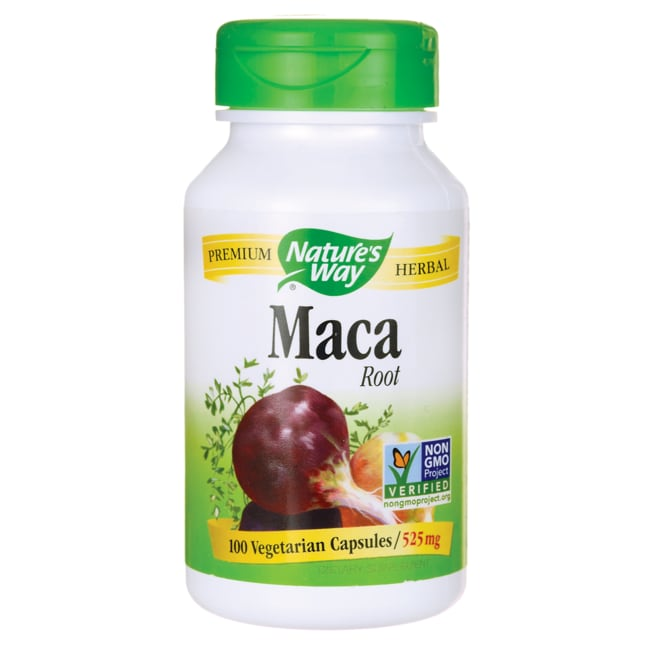 Nature made maca root