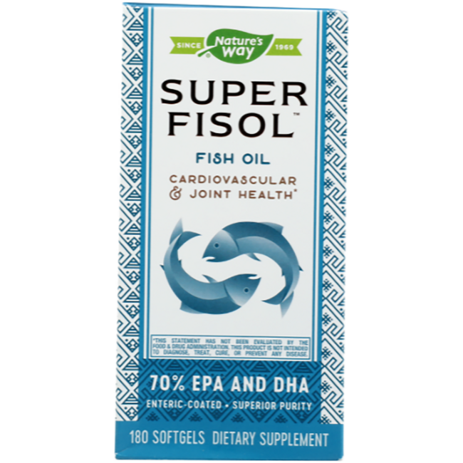 Nature's WaySuper Fisol Fish Oil