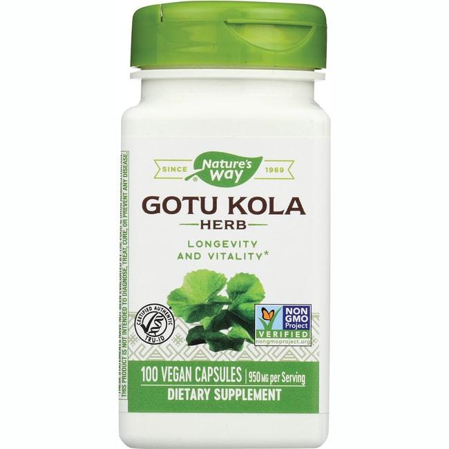 Nature's Way Gotu Kola Herb