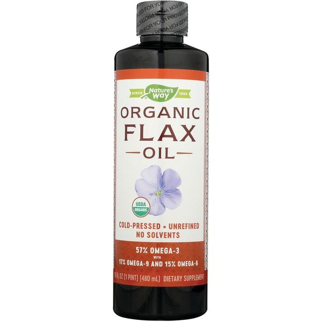 Nature's WayEFAGold Flax Oil Organic