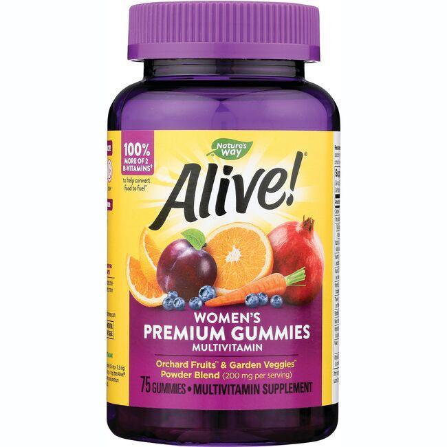 Nature's WayALIVE! Women's Gummy Vitamins