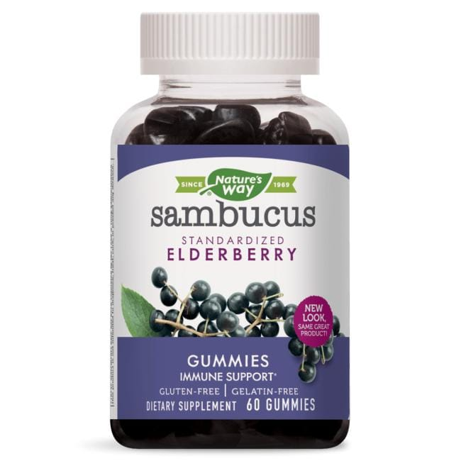 Nature's WaySambucus Standardized Elderberry