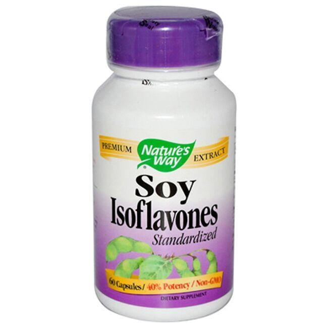 Nature's WaySoy Isoflavone Standardized