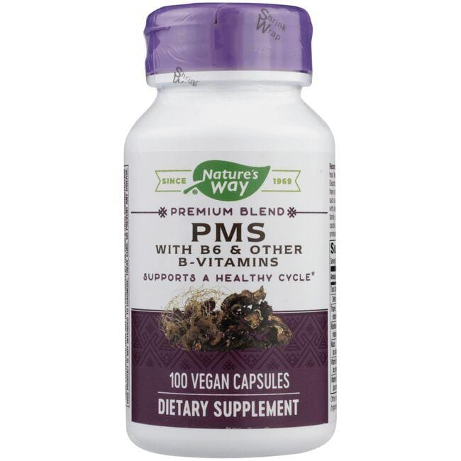 Nature's Way PMS with B6 & Other B-Vitamins