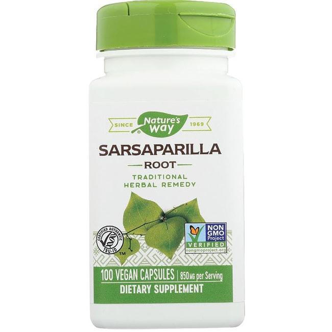 Nature's WaySarsaparilla Root