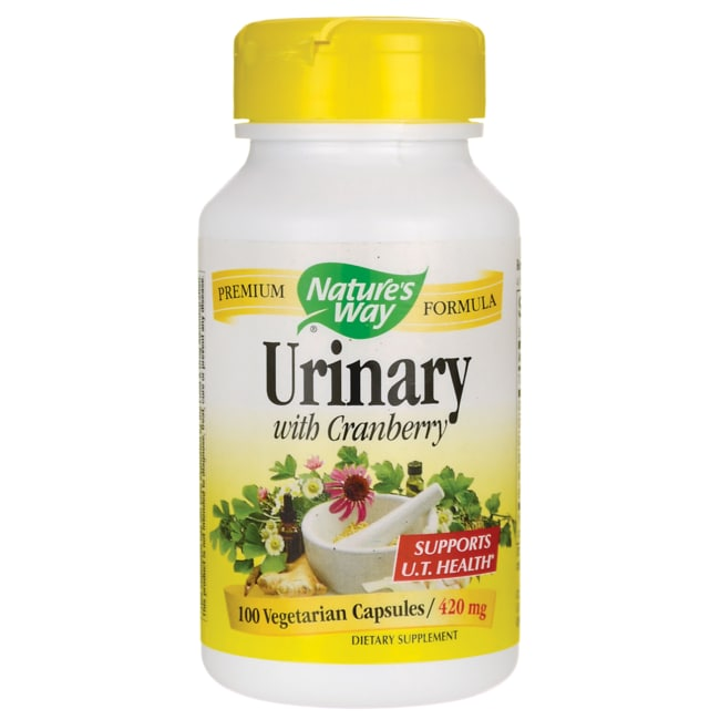 Nature's WayUrinary with Cranberry