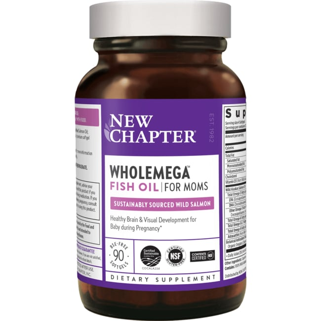 New Chapter Prenatal Vitamins Whole Foods