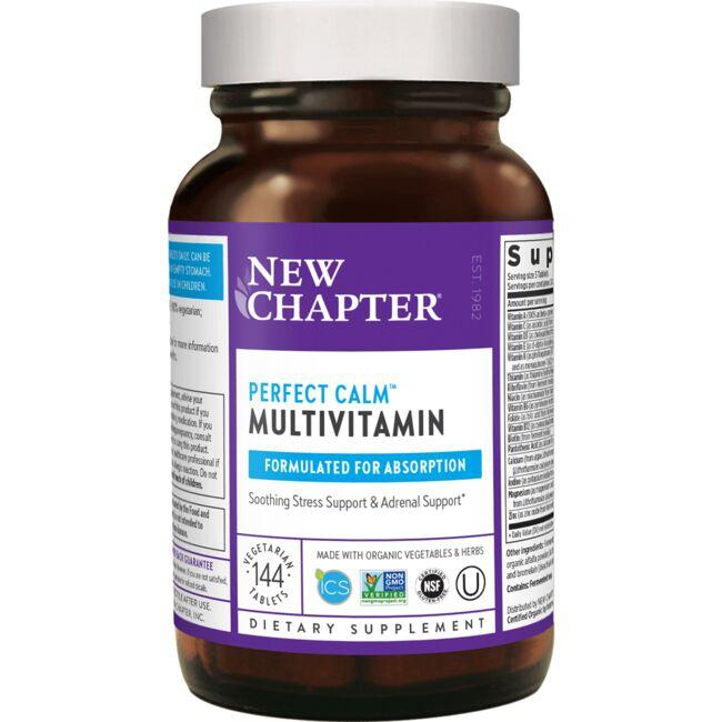 New ChapterPerfect Calm Multivitamin
