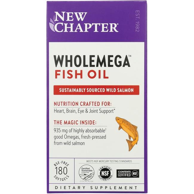 New ChapterWholemega Extra-Value Size