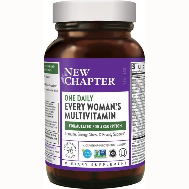New Chapter Perfect Prenatal Multivitamin Review. New Chapter Perfect Prenatal Multivitamin is formulated and distributed by New Chapter Inc, a division of Procter and Gamble. The company is based in Vermont and uses a proprietary process to convert synthetic vitamins into
