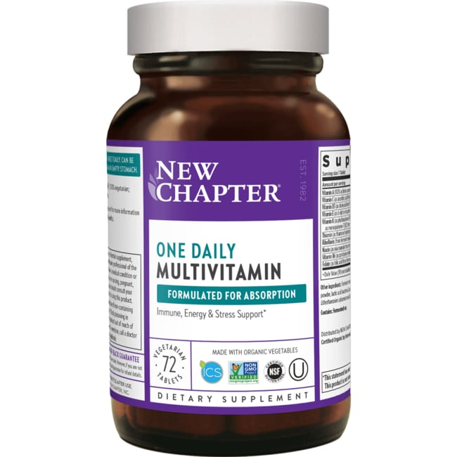 New ChapterOnly One Multivitamin