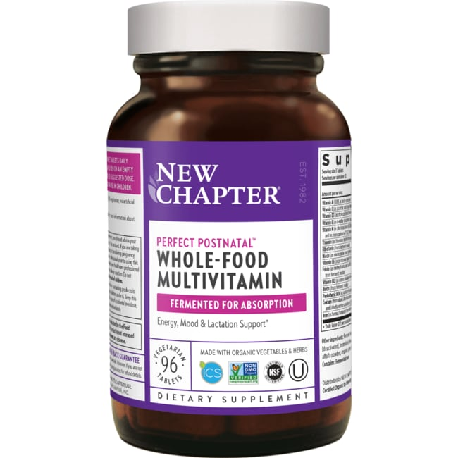 New ChapterPerfect Postnatal Multivitamin