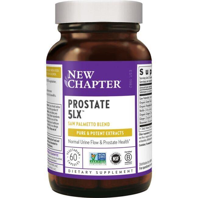 New ChapterSupercritical Prostate 5LX